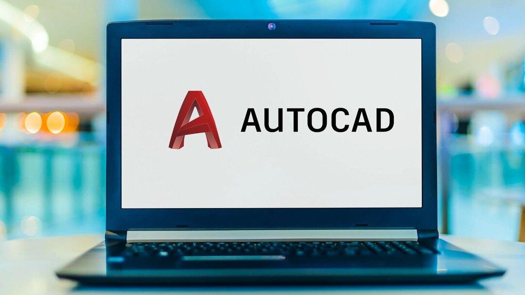 Formation Autocad initiation