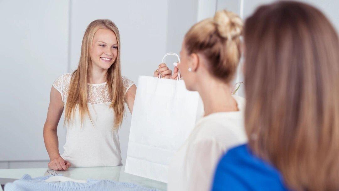 Formation vente en magasin