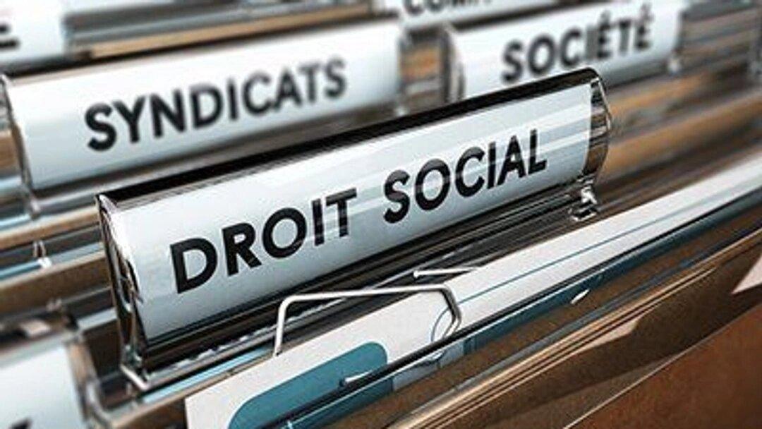 Formation droit social