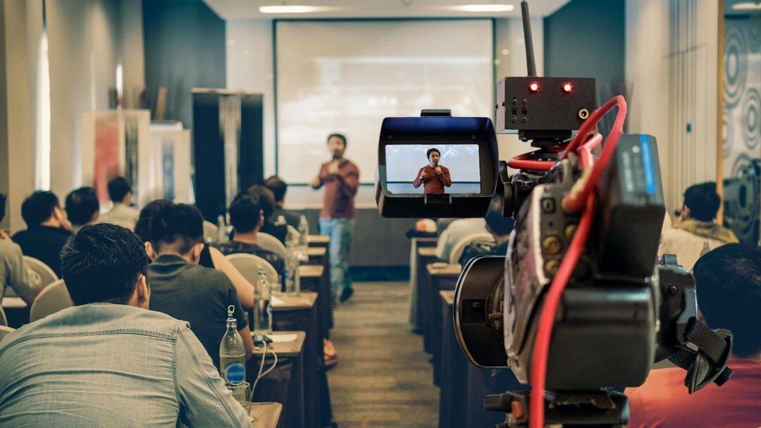 Formation prise de vue vidéo